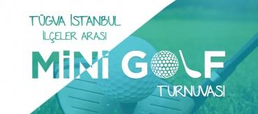 İlçeler arası Mini Golf turnuvası
