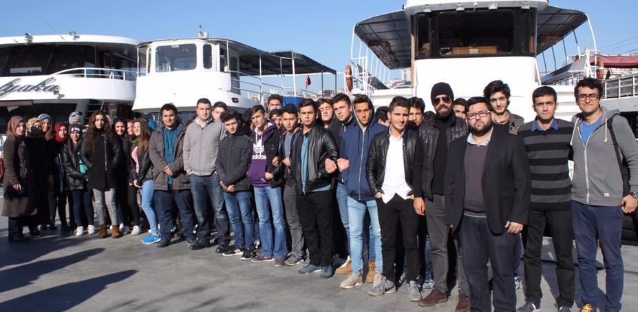 TÜGVA Başakşehir Öğrenci Kulüpleri İle Boğaz Turu'nda!