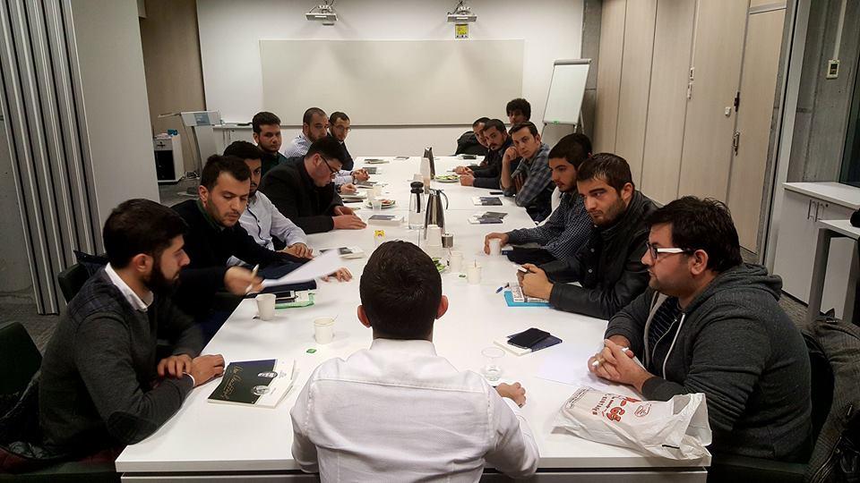 TÜGVA Başakşehir 2. Kitap Halkası 2. Toplantı ile Devam Ediyor!
