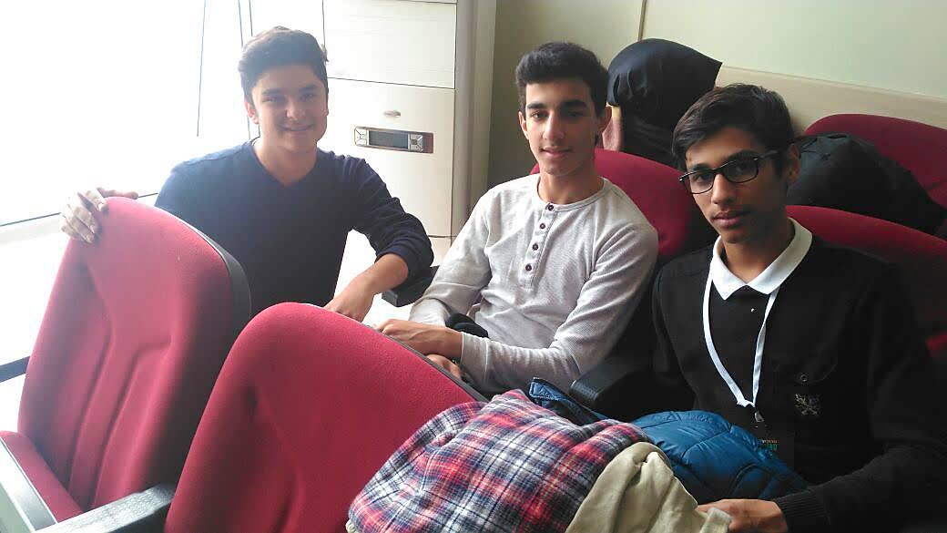 TÜGVA Başakşehir Münazara Okulu Öğrencileri Meridyen Liselerarası Şampiyonlar Ligi'nde!