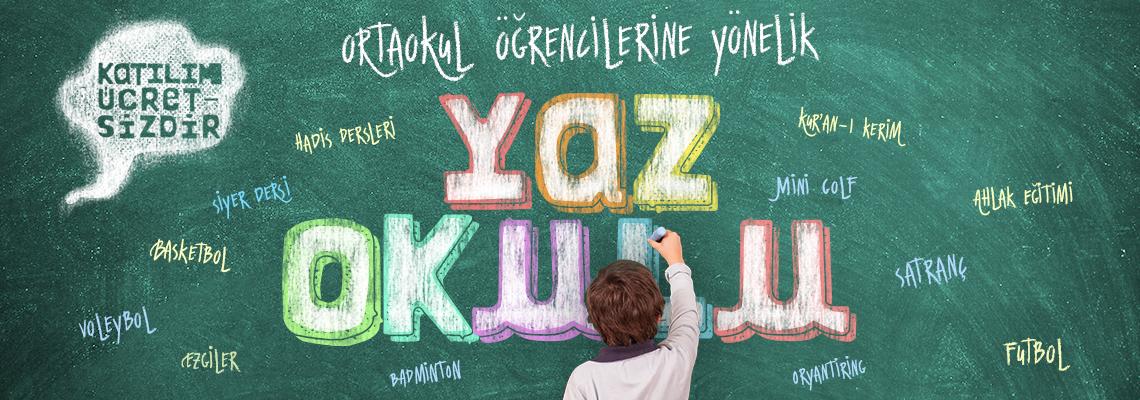 TÜGVA İstanbul Yaz Okulu