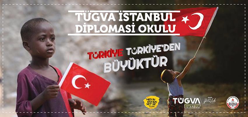TÜGVA İstanbul Diplomasi Okulu