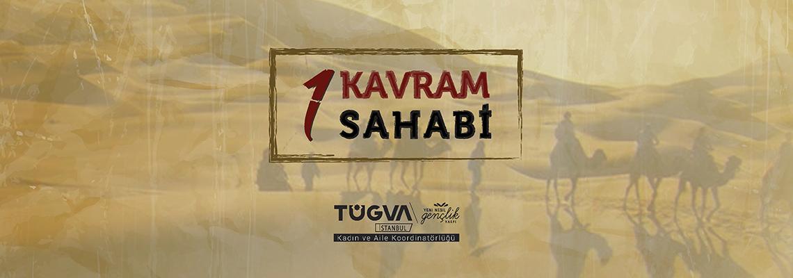 1 Kavram 1 Sahabi