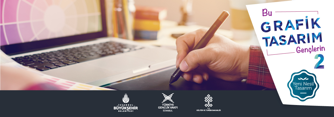 TÜGVA İstanbul Grafik Tasarım Eğitimi