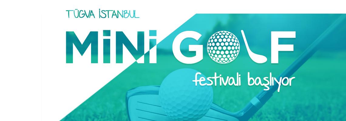 TÜGVA İstanbul Mini Golf Festivali