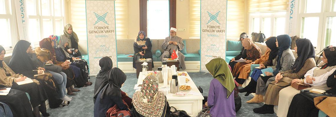 12. Hanım Akademisi programı gerçekleştirildi