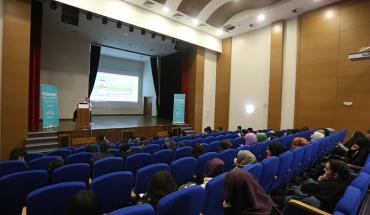 TÜGVA İstanbul Lise Dil Akademisi gerçekleştirildi