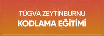 TÜGVA Zeytinburnu Kodlama Eğitimi
