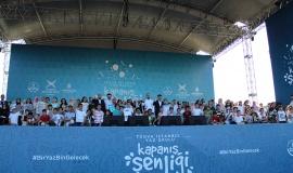 2018 Ortaokul Yaz Okulu Kapanış Şenliği