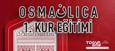 Osmanlıca 1. Kur Eğitimi
