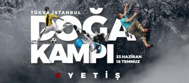 TÜGVA İstanbul Lise Doğa Kampı