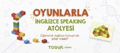 Oyunlarla İngilizce Speaking Atölyesi