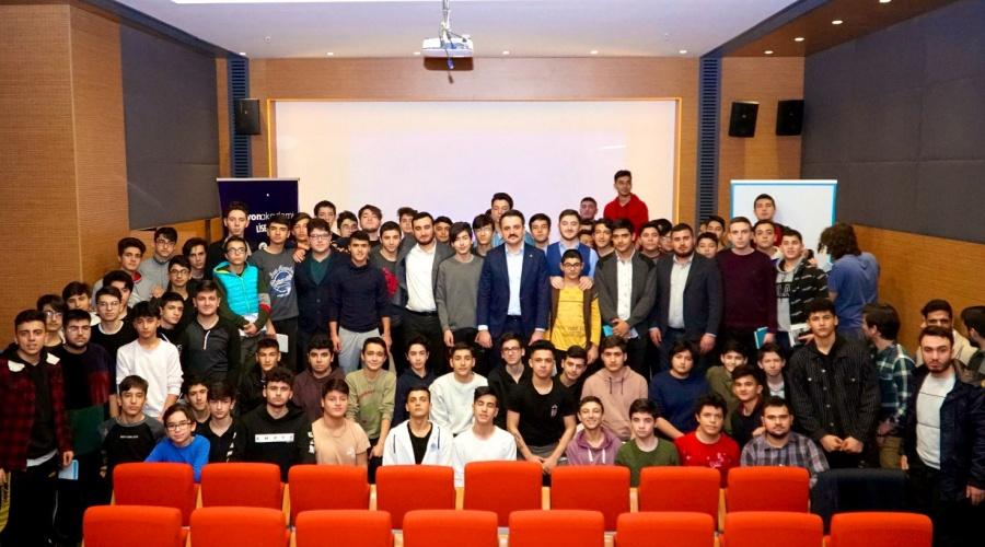 TÜGVA İstanbul Lise Aksiyon Akademi