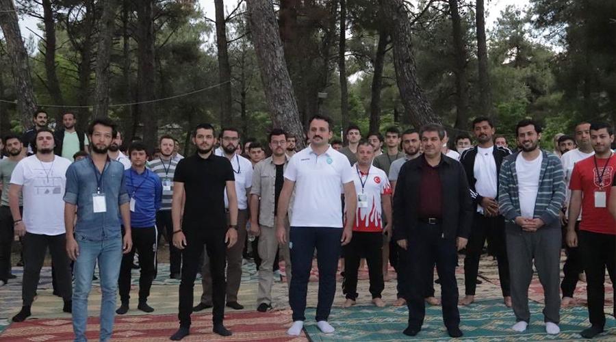 İstanbul İlçe Yönetimleri Sağlıklı Gençlik Kampı