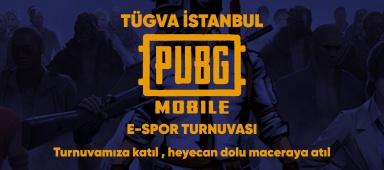 PUBG Mobile E-Spor Turnuvası